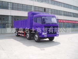 十通STQ3163L7Y7S自卸汽车B210东风康明斯发动机