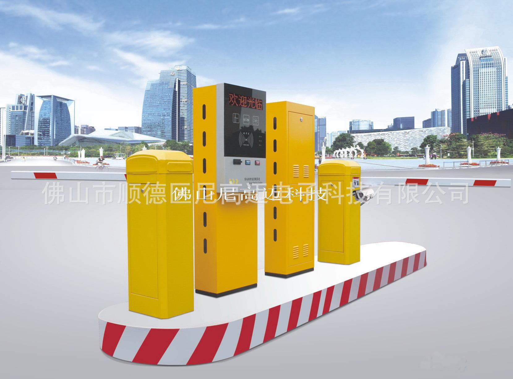 尼高迈标准停车场系统ngm-2