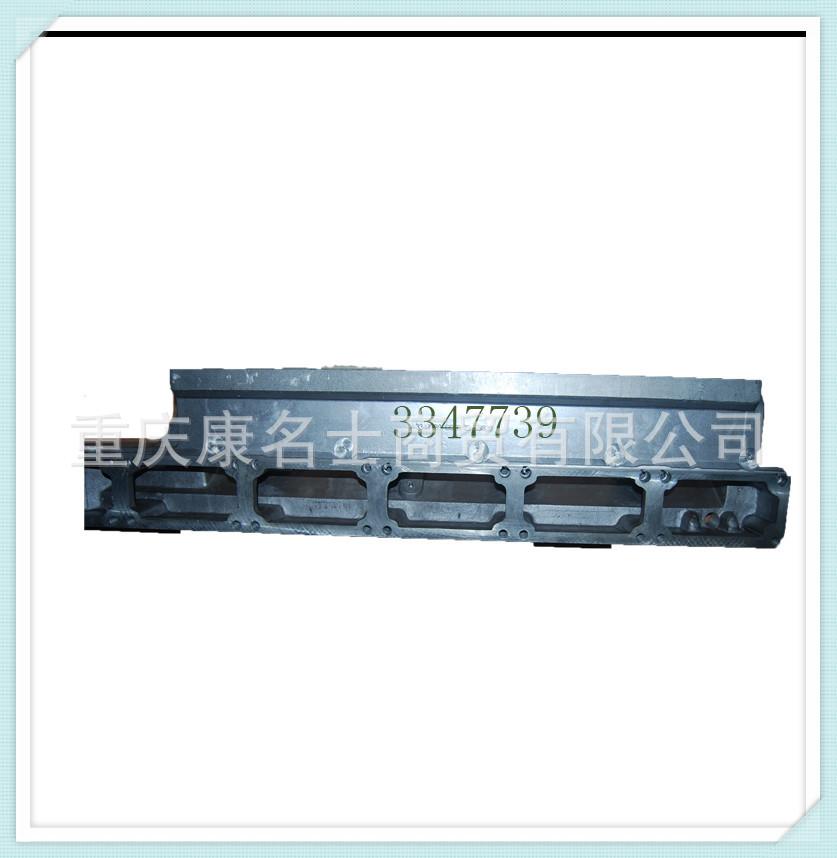甘肃 庆阳 康明斯中冷器  轨道车用的K19发动机中冷器3010927中冷器室
