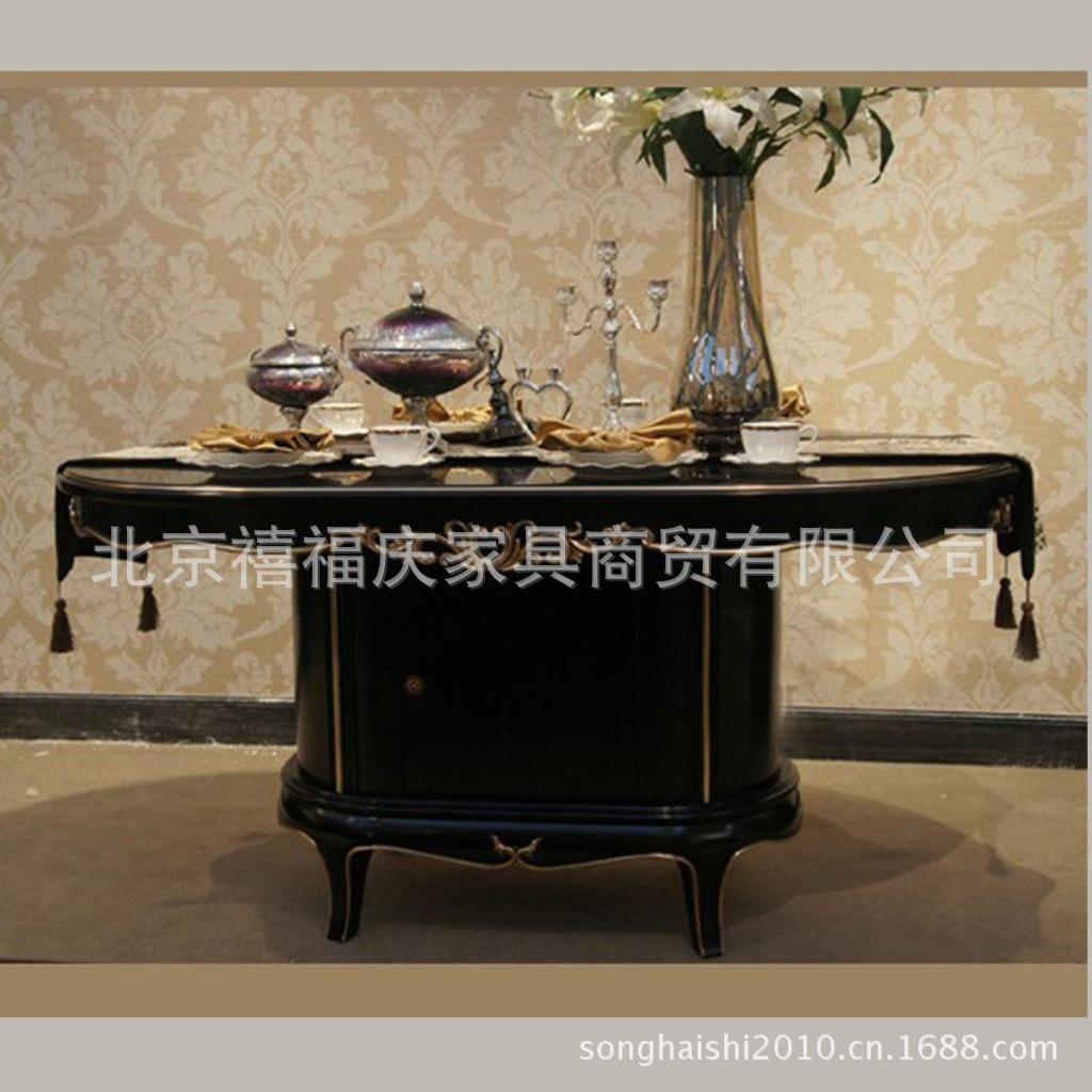 【北京拉卡萨家具厂家直销欧式餐桌椅,成家具套餐法兰克图片
