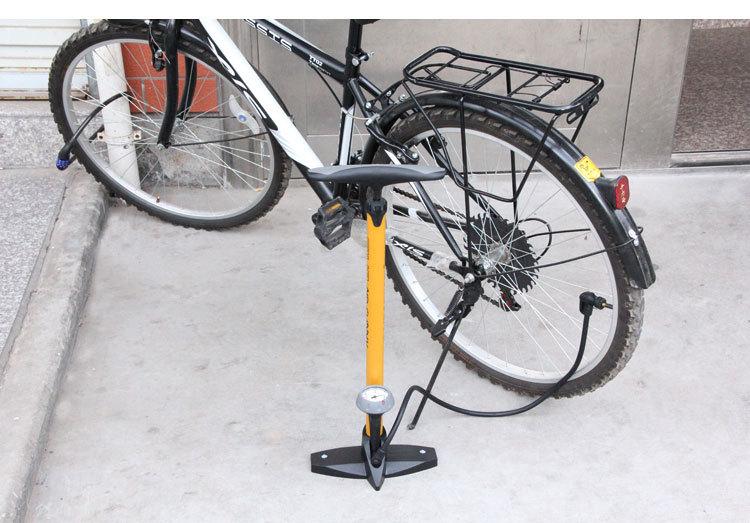 打气筒-台湾GIYO自行车打气筒出气量大家用美