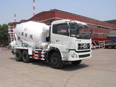 东方红LT5256GJB1混凝土搅拌运输车L375东风康明斯发动机