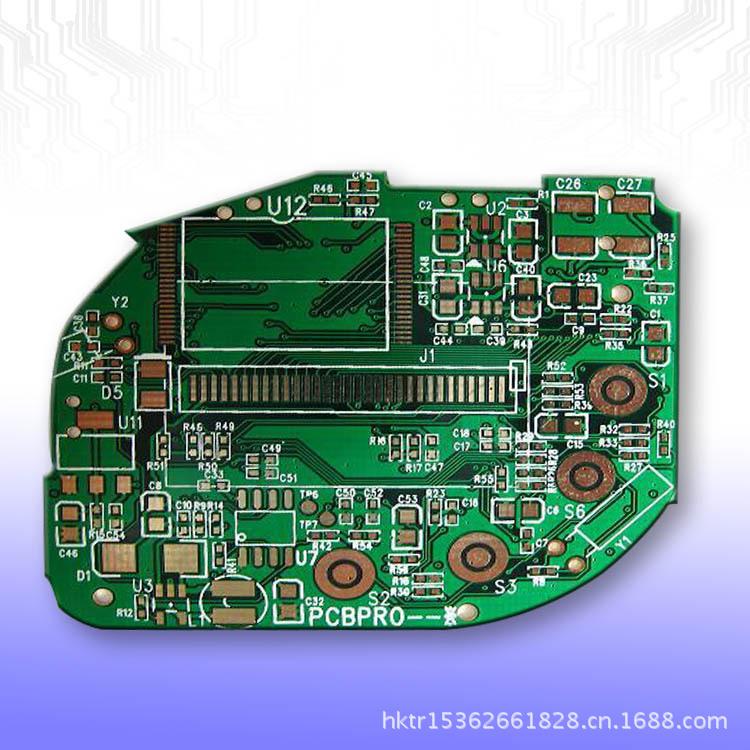 【军工级材料】东莞pcb电路板厂单面双面多层线路板