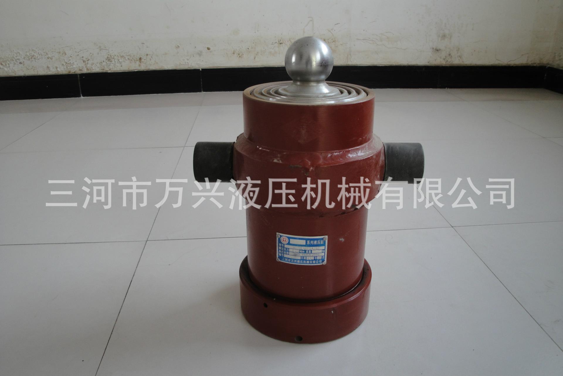 定做液压油缸伸缩式液压缸套筒液压缸多级液压缸液压件侧翻液压缸图片