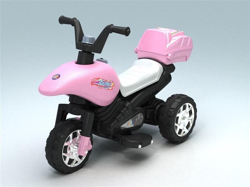 乐的电动摩托车8020儿童电动车宝宝摩托车玩
