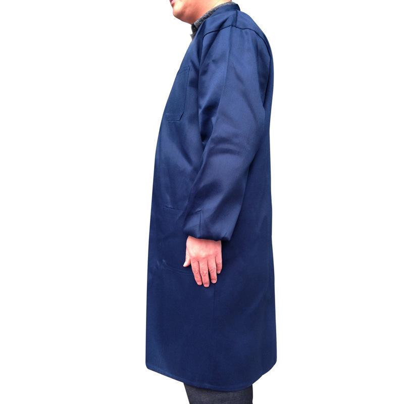 批发采购制服、工作服-现货 长大褂 工作服 物