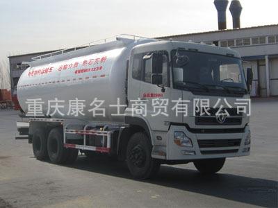 银盾JYC5250GFL低密度粉粒物料运输车C260东风康明斯发动机