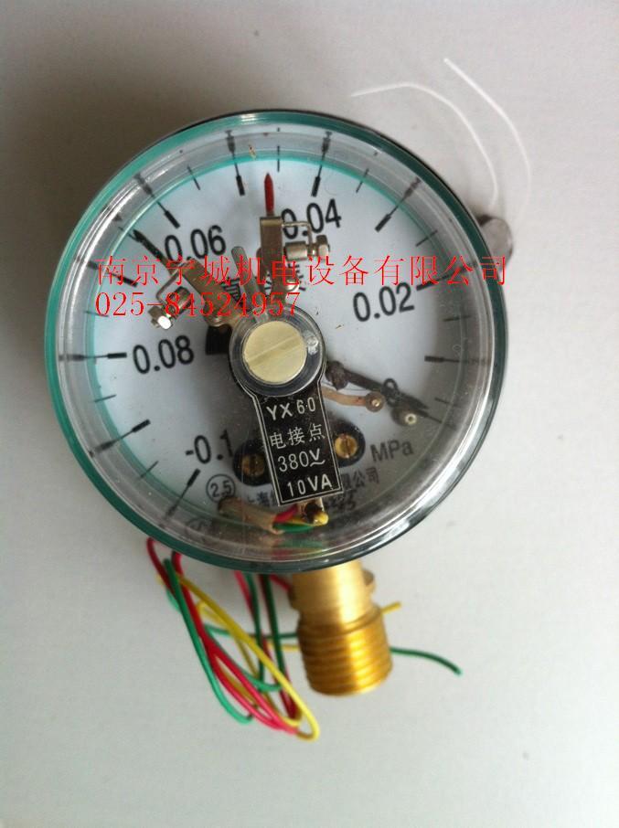 压力表 供应YTXC 60Z YTXC 60电接点压力表 上海减压器...