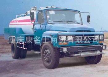 哈齿XP5091GWS污油收集车B140东风康明斯发动机