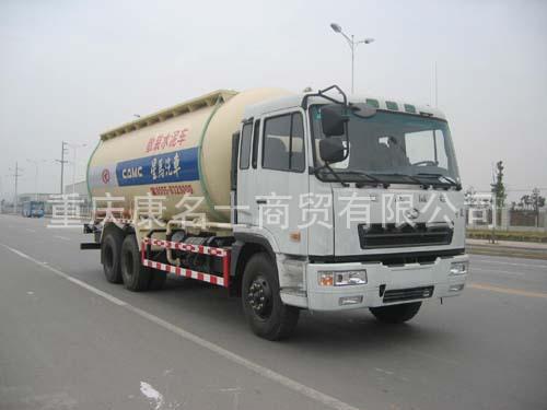 星马AH5250GSN11散装水泥车C260东风康明斯发动机