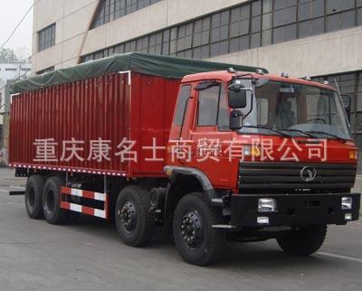 十通STQ5245CPYB3蓬式运输车C245东风康明斯发动机