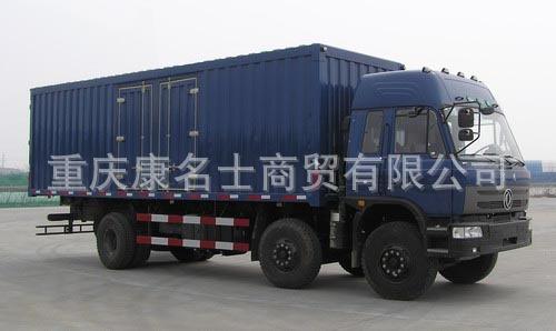 东风EQ5181XXYWB厢式运输车B190东风康明斯发动机