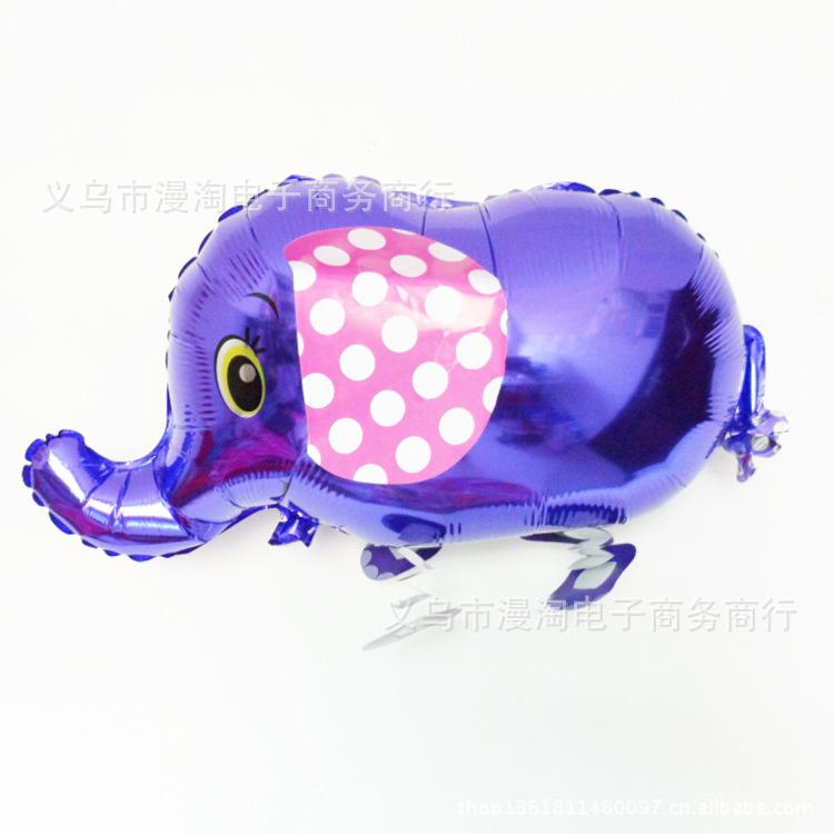 沙皮狗走路_【新款走路沙皮狗宠物气球赖皮狗氢气球铝