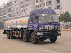 大力DLQ5254GJY加油车C260东风康明斯发动机