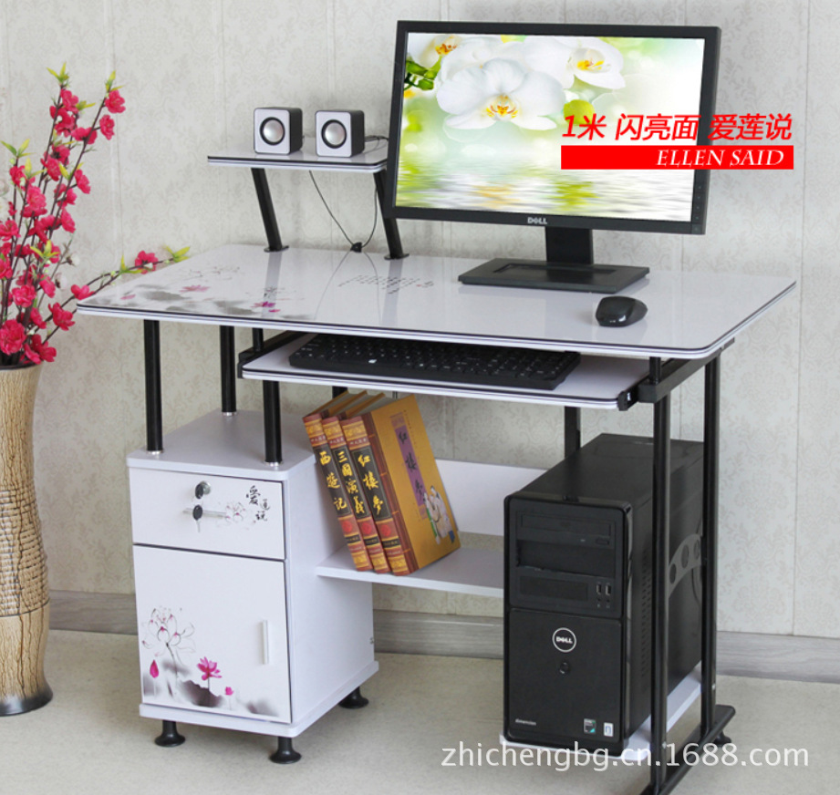 318   彩绘、钢琴面、烤瓷电脑桌