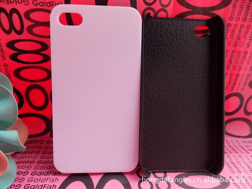 【厂家直销素材iphone5皮兔纹手机壳pc苹果壳离心式通风机4-725a图片