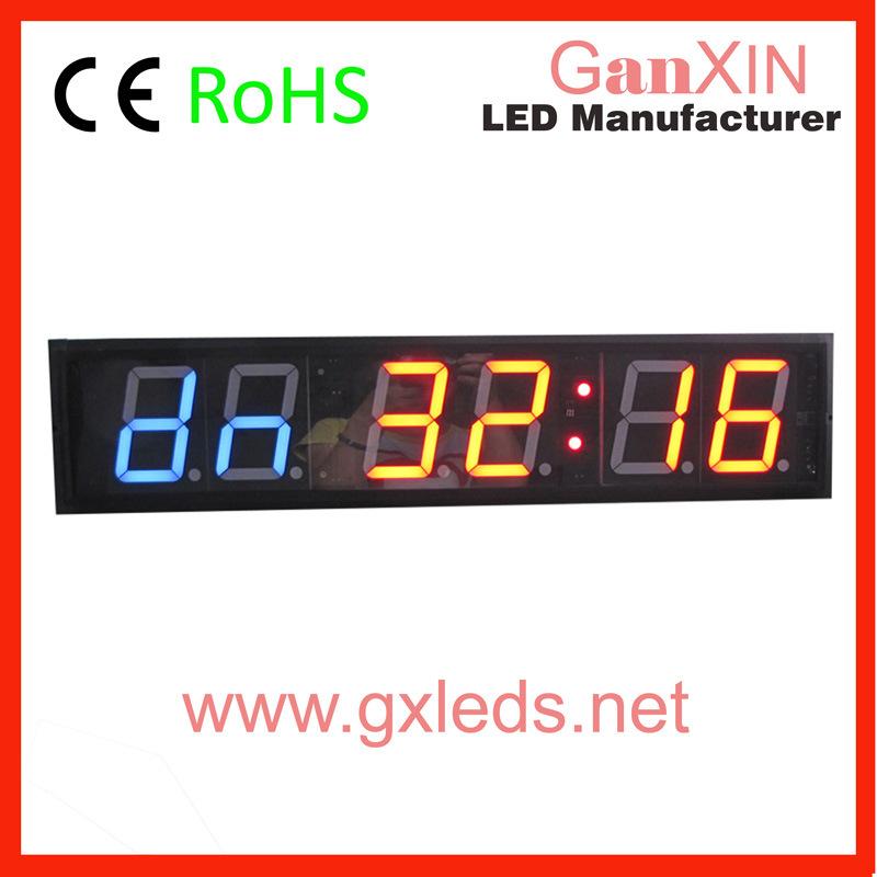 厂家批发畅销的数字秒表,计时器,led数字计时器图片_7