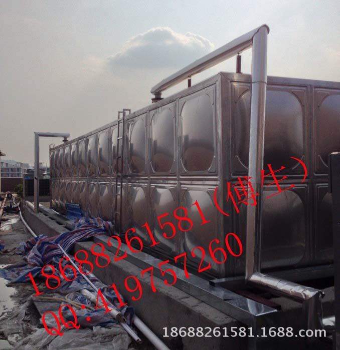 不锈钢保温水箱 空气源方形不锈钢保温水箱,太阳能保温水箱 阿里巴巴