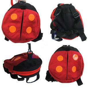 可爱瓢虫婴儿防走失带/学步带/学步袋/婴幼儿用品