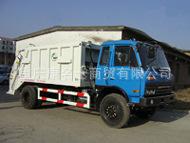 新路(NEWWAY)QXL5161ZYS压缩式垃圾车B210东风康明斯发动机