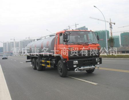 楚胜CSC5253GSS3洒水车B210东风康明斯发动机