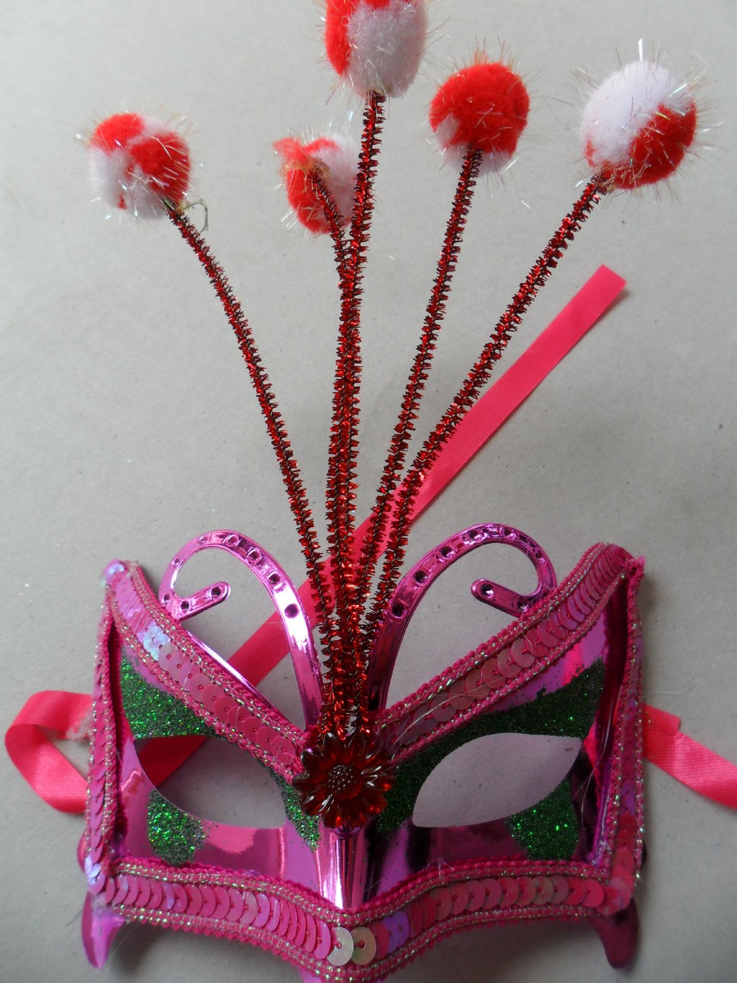 大量供应小蝴蝶面具 舞会 表演 万圣节 鬼节等面具