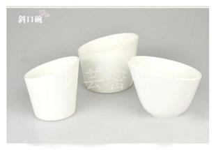 广东潮安县厂家直销 塑料密胺美耐皿仿瓷斜口菜碗 火锅店专用酒店用品餐具