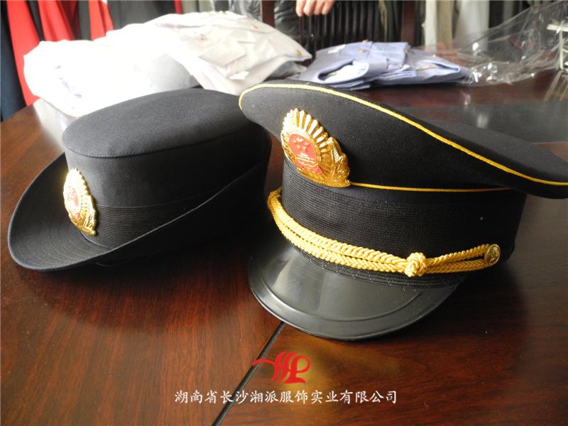 【食品药品质量监督行政执法 男女船形帽\大盖