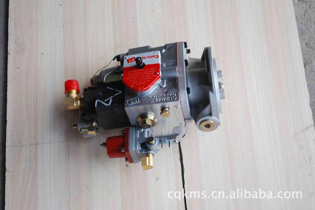 康明斯油泵维修 NT(A)855—G柴油机燃油泵总成4951452用于发电机组发动机SO154