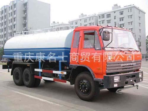 华威驰乐SGZ5200GSS洒水车EQB210东风康明斯发动机