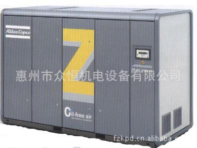 惠州移动式柴油驱动电力驱动空压机