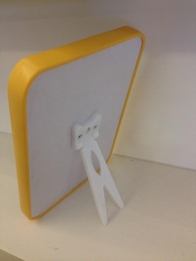 批发采购相框 相架 5 12寸相架拉米娜水晶版画相框支架像框配件支撑
