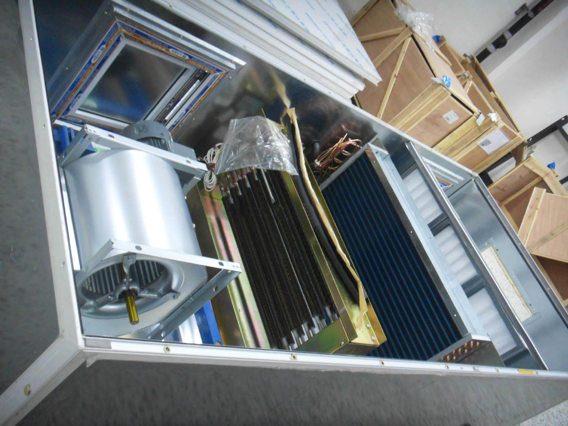 機組 加工定做優質室外機制冷凈化空調機組】