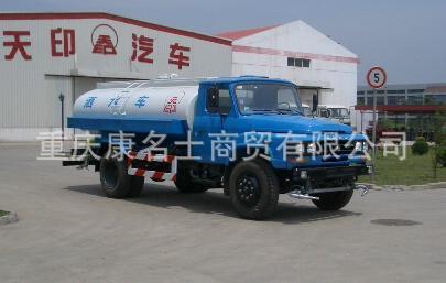 天印NJZ5100GSS洒水车B140东风康明斯发动机
