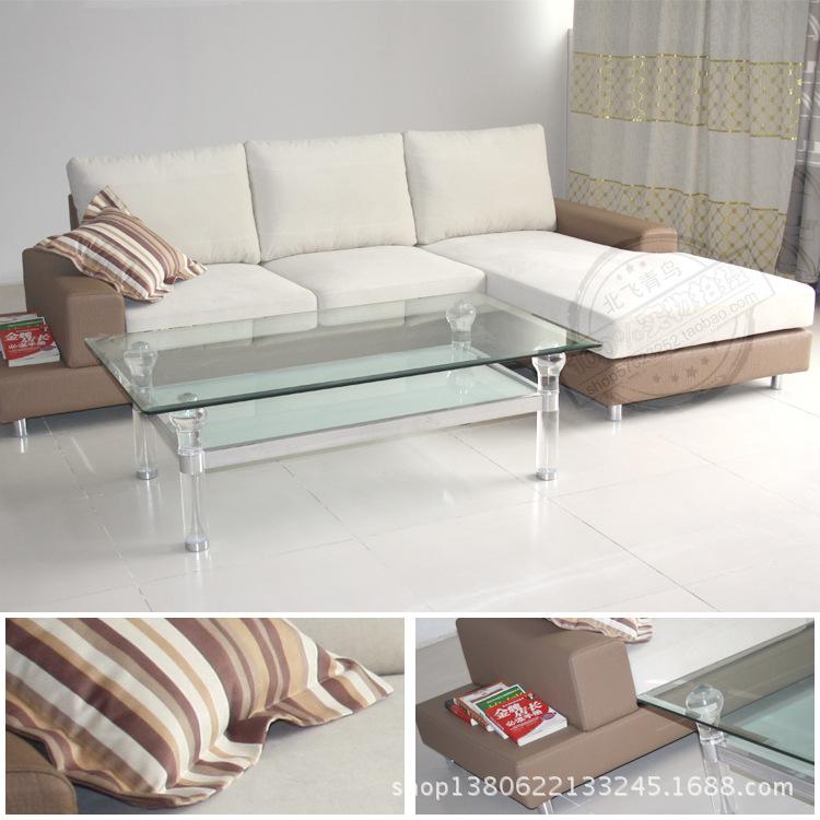 皮布结合沙发 皮布沙发 供应l型皮布结合沙发 阿里巴巴
