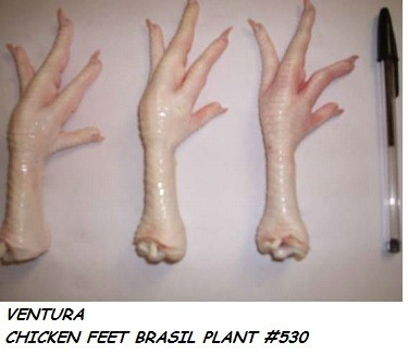 VENTURA CHICKEN FEET (PEN SIZE