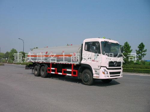 宏宙HZZ5255GJY加油车C245东风康明斯发动机