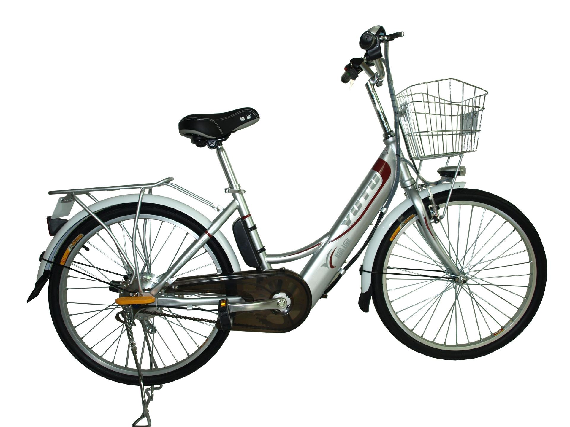 电动自行车 品牌锂电池电动自行车耐用电单车大功率电动轻型车 电动