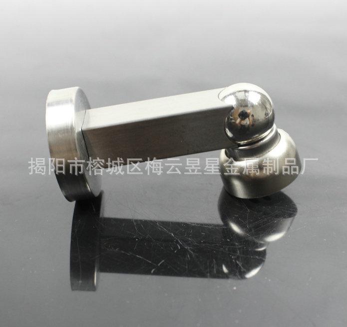 长期生产 单管五金门吸 强磁门吸