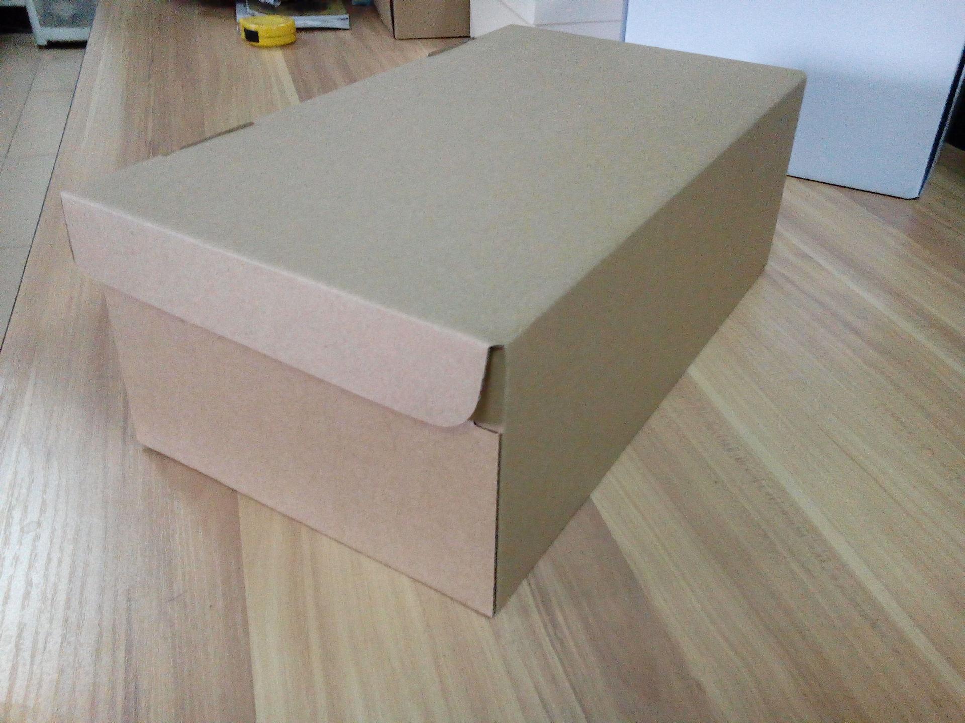 纸盒-315*185*115MM新款眼镜包装盒天猫淘男鞋阀操作使用说明图片