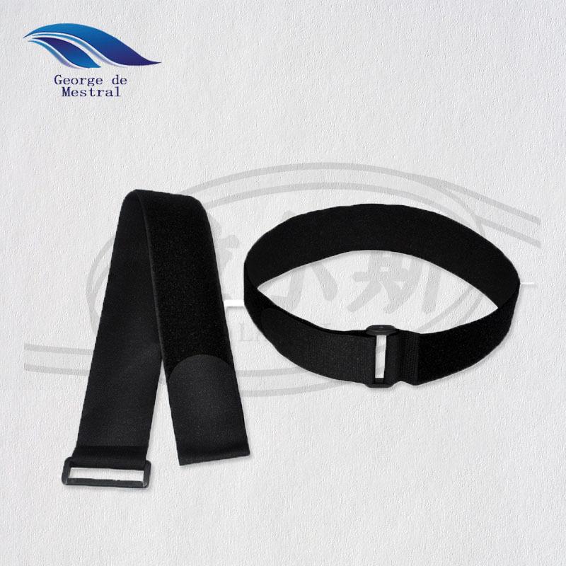 【拉尔斯品牌魔术贴】 电源线捆绑带 魔术贴扎带 彩色尼龙粘扣带