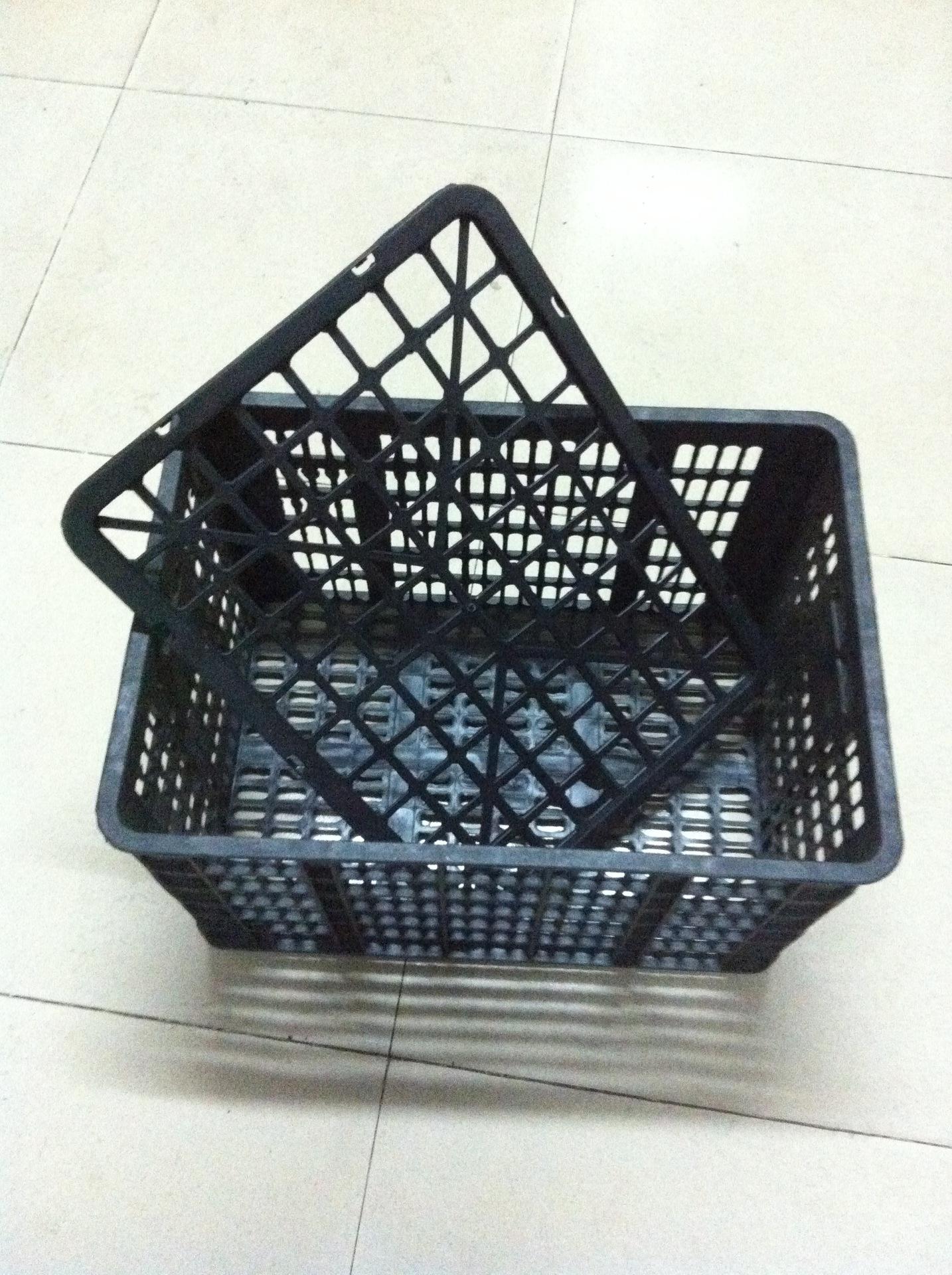 塑料箩/塑料筐/塑料周转箱/水果箱/瓜菜筐565*394*348