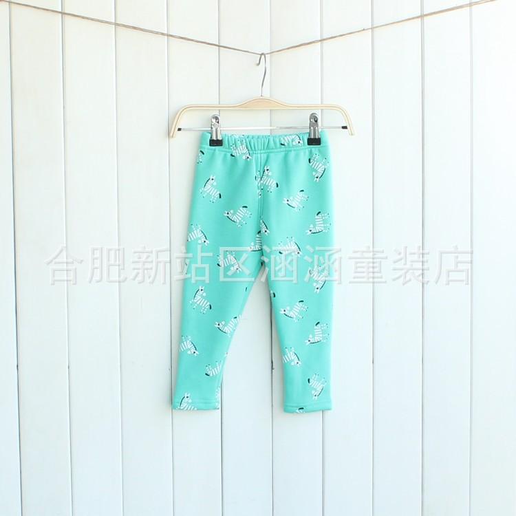 【2014新款韩版时尚 儿童加厚加绒