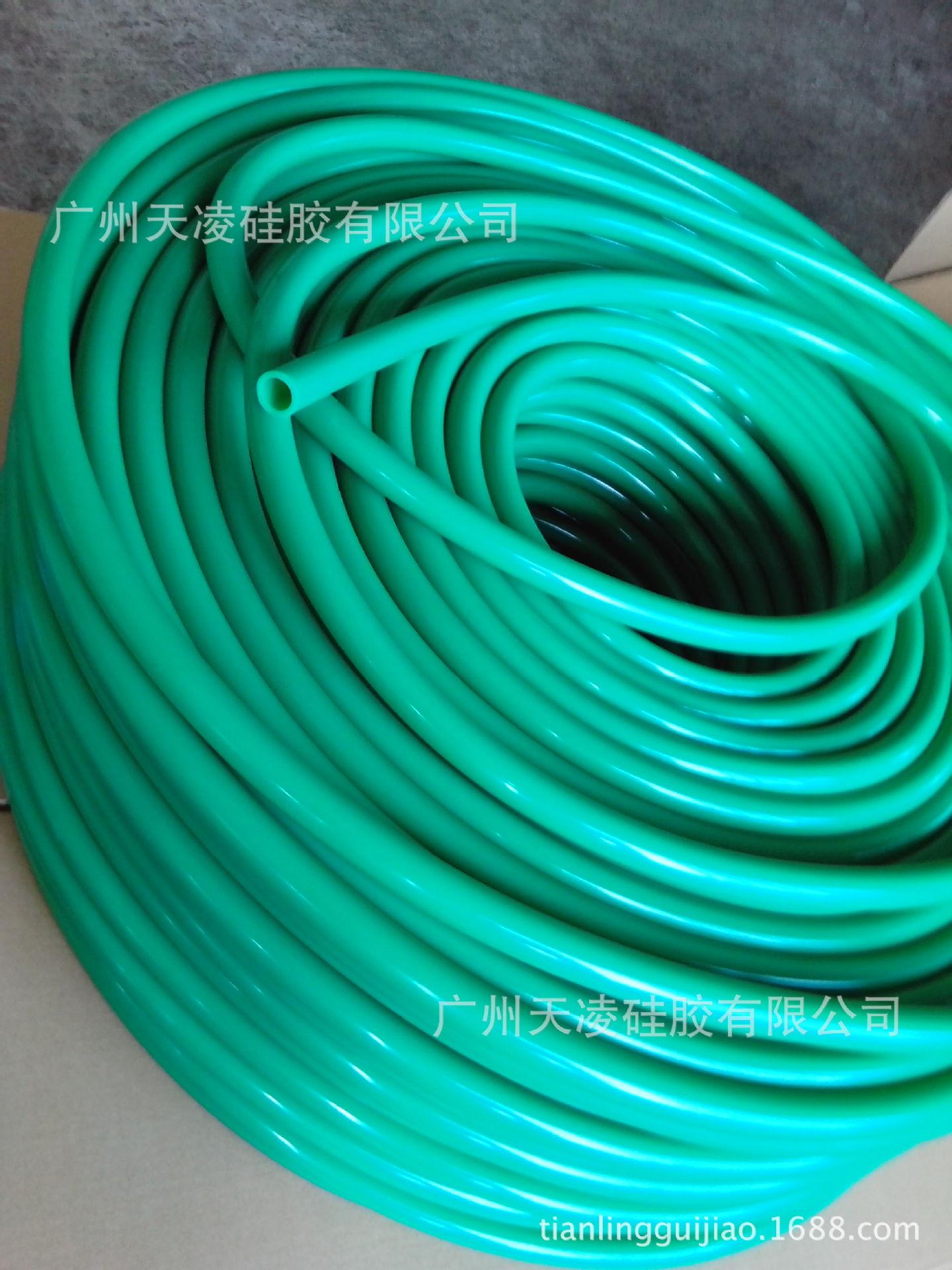 铂金硫化硅胶泵管16#3.2*6.4mm蠕动泵硅胶管 耐磨耐酸碱抗