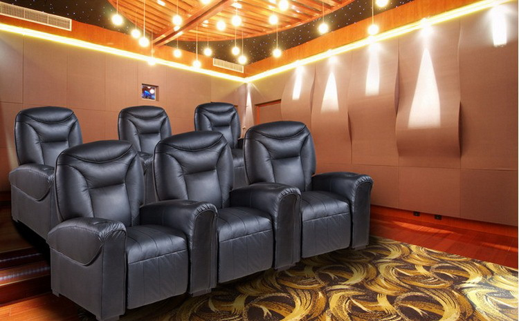 家庭影院专用沙发