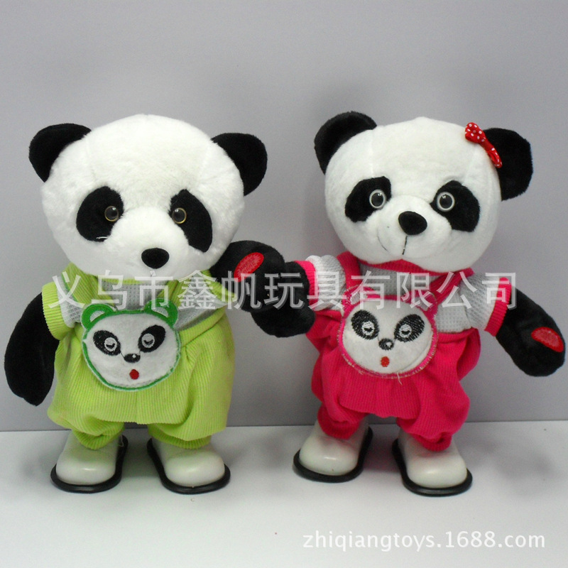 Braces to walk Panda toys, strange new products wholesale