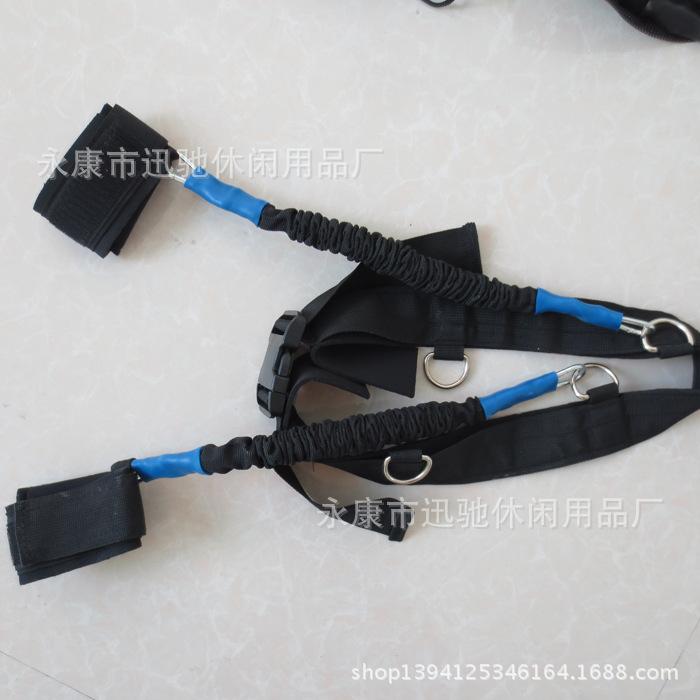 力器 特价弹跳训练器阻力训练器腿部拉伸训练器网球篮球乒乓球力量图片