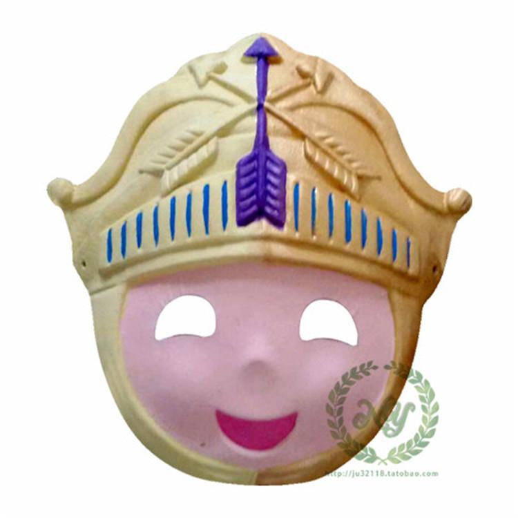 万圣节面具 手绘纸浆面具 舞会面具 万圣节面具 阿里巴巴