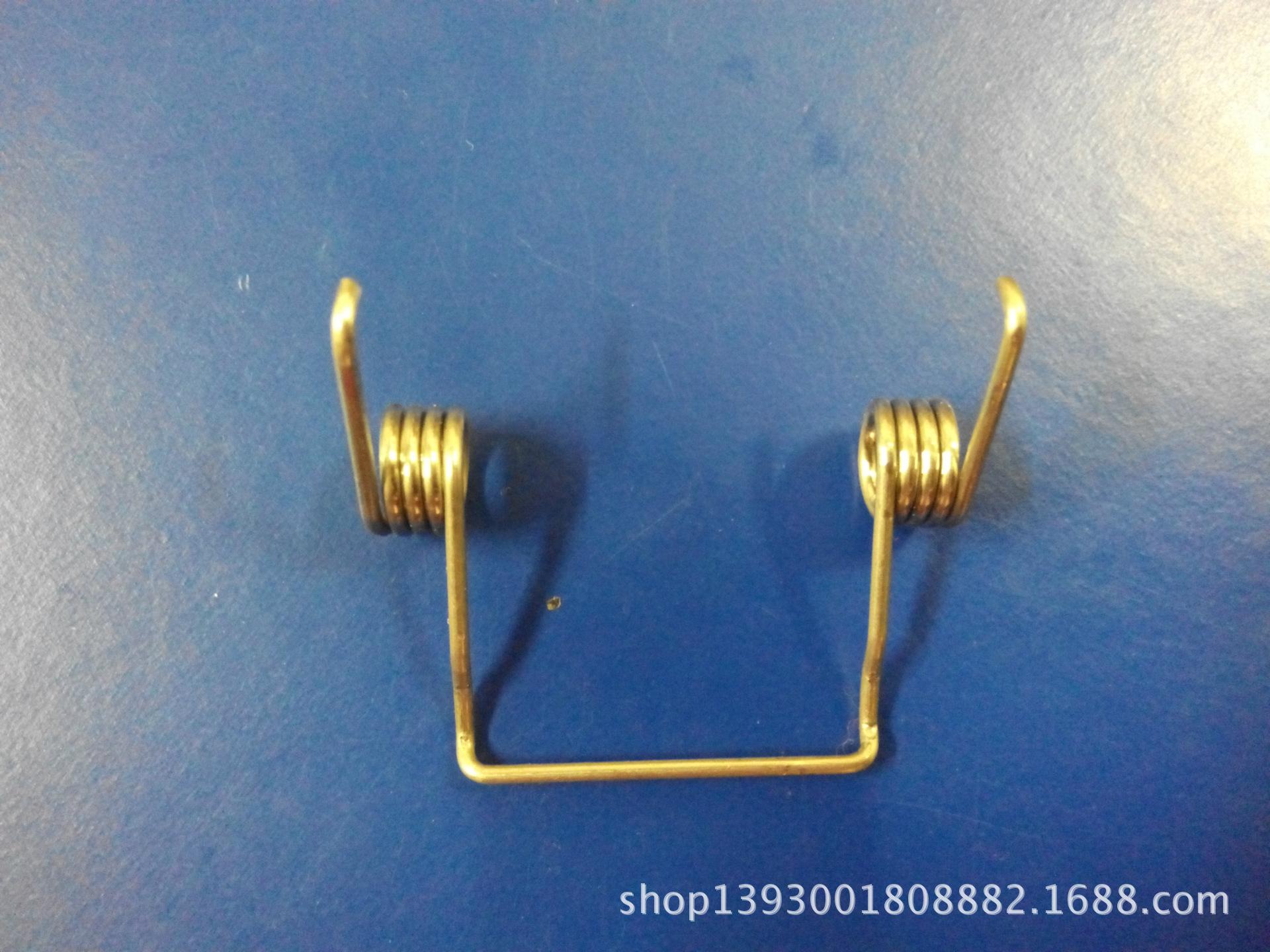 厂家直销弹簧钢异形扭簧