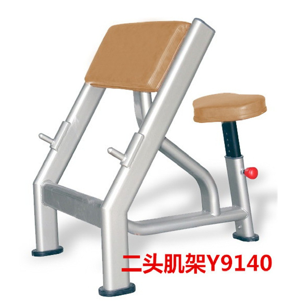 厂家供应室内杠铃片架 商用力量型健身房器材